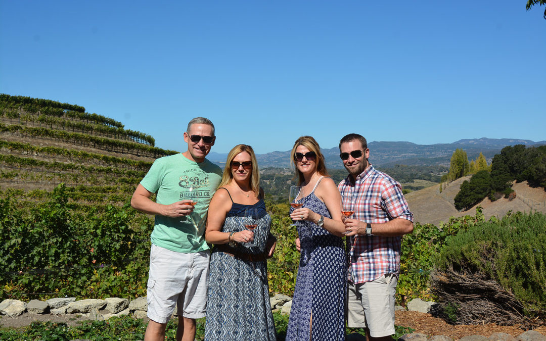 Off the Beaten path wineries – Porter Family vineyards